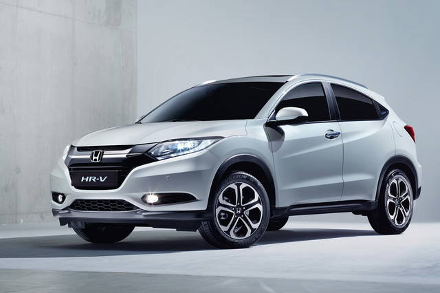 Honda HR-V 2015: in arrivo a fine estate