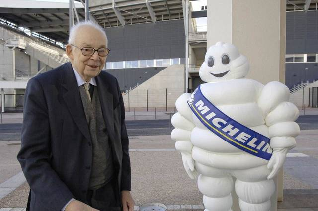 François Michelin, un grande dell'industria dell'auto