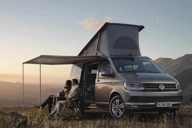 volkswagen t6 california il vacanziero. Black Bedroom Furniture Sets. Home Design Ideas