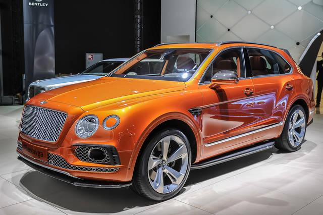 Bentley bentayga esagerare senza ostentare si pu - Si puo abitare una casa senza agibilita ...