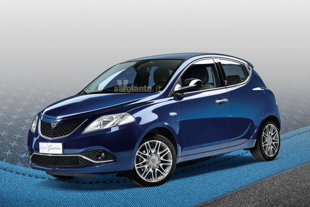 Nuova lancia ypsilon eccola - Lancia y diva 2011 prezzo ...
