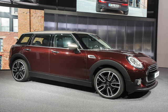 Mini Clubman: più che una wagon, è una media