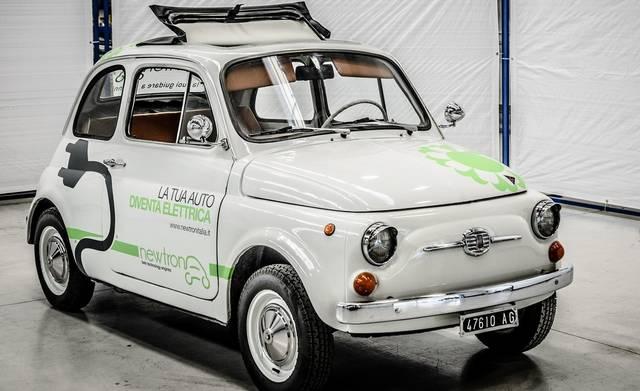 Fiat 500 Come Trasformarla In Elettrica