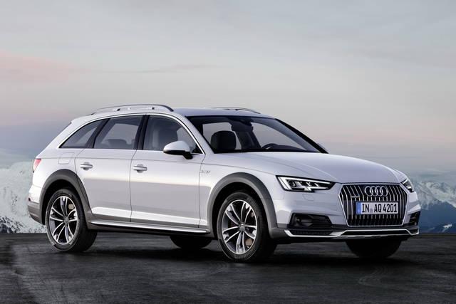 Audi A4 Allroad: in arrivo a metà 2016