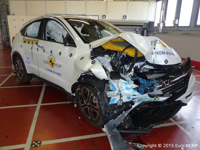 Crash test EuroNCAP: ecco le migliori del 2015