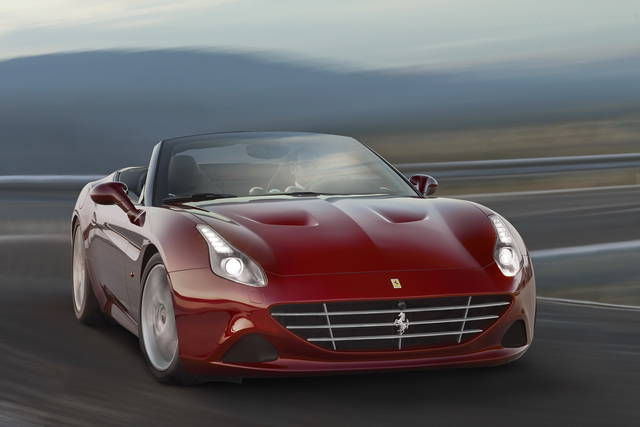 Ferrari California T: più pepe con l'Handling Speciale