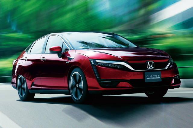 Honda Clarity: in vendita a 60.000 dollari