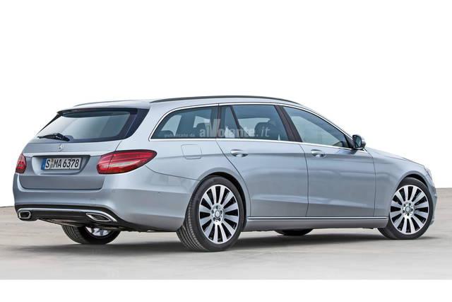 Mercedes E SW: punta parecchio sulla sicurezza