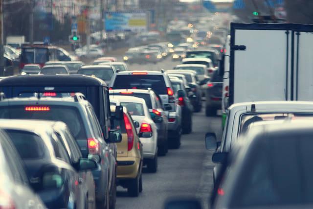 Lo smog non è tutta colpa delle auto