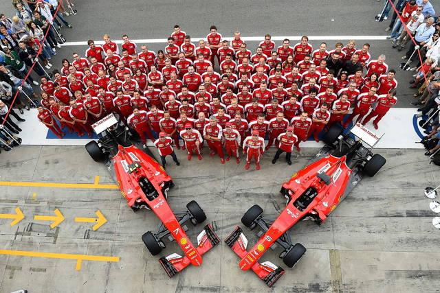 Ferrari Formula 1 2016: segui la presentazione in diretta
