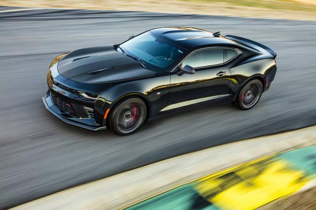 Chevrolet Camaro: debutta l'opzione 1LE