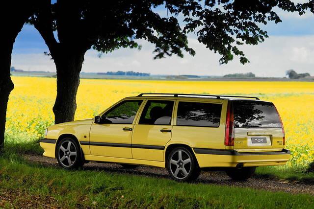 Volvo: 60 anni di station wagon