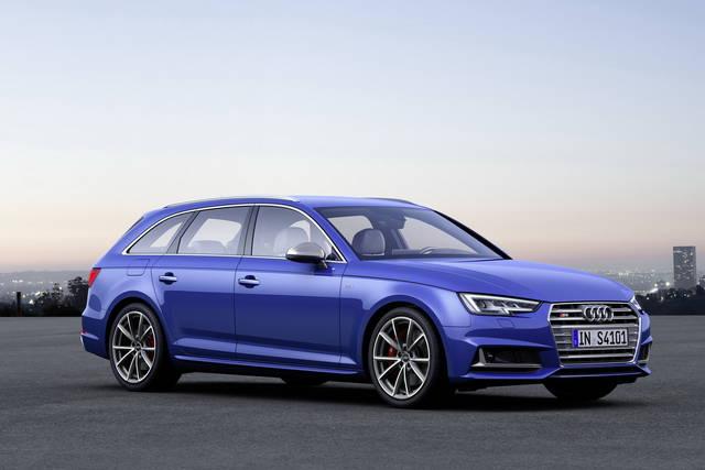 """Audi S4: un po' di """"pepe"""" per l'A4"""