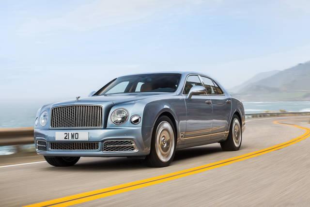 """La Bentley Mulsanne diventa una """"famiglia"""""""