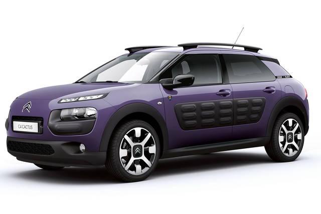 Citroën C4 Cactus: anche in edizione Ciesse Piumini
