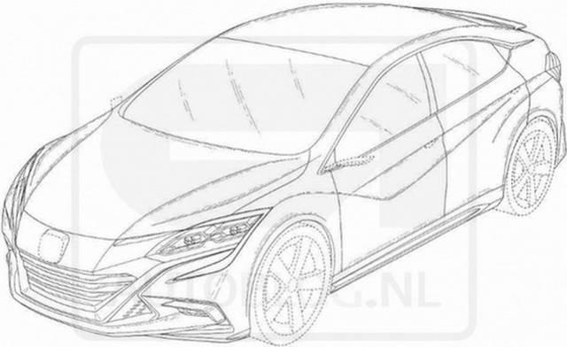 Honda Civic 2017: trapelano le forme