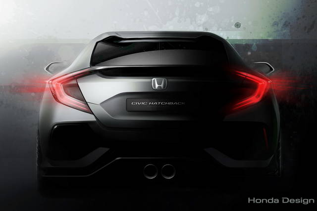 Honda Civic: la concept della nuova generazione