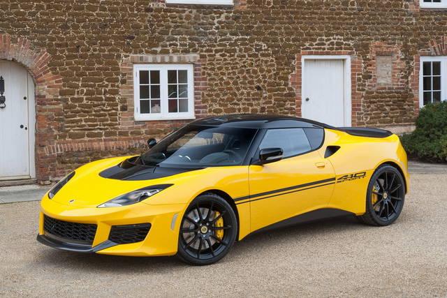 Lotus Evora Sport 410: con meno peso va più forte