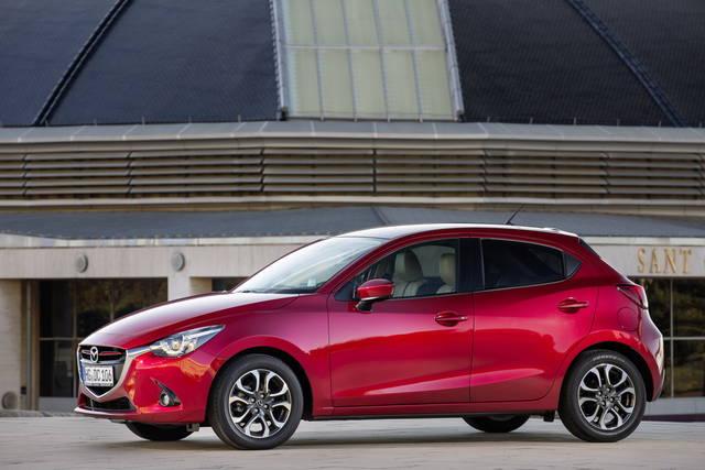 Un porte aperte per la Mazda 2 1.5 Skyactiv-D