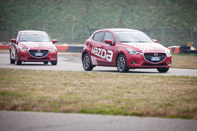Mazda 2 1.5 D: con lei più di 30 km per litro