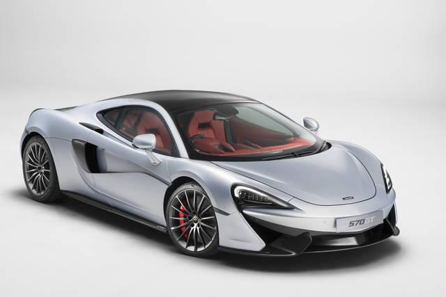 McLaren 570 GT: sportivissima, ma anche usabile