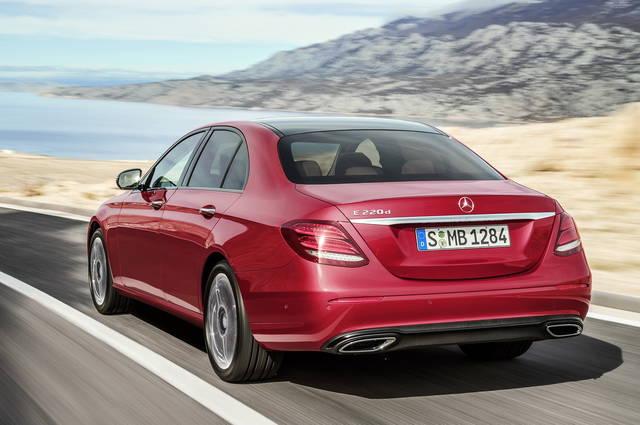 Per la Mercedes un nuovo turbodiesel 2.0