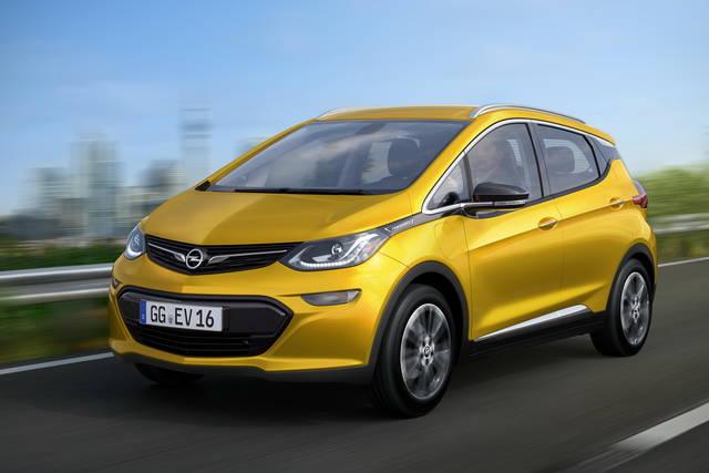 Opel Ampera-e: ora è un'elettrica
