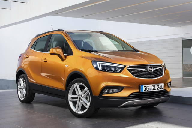 Opel Mokka: arriva la nuova X