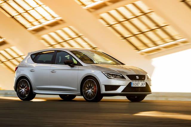 "Seat Leon Cupra: più potenza e un rombo ""racing"""