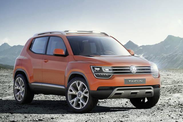 La Volkswagen avrà la sua piccola suv