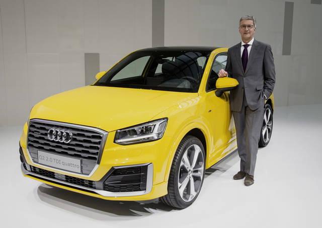 """Stadler: """"Audi non cederà Lamborghini, Ducati o Italdesign"""""""