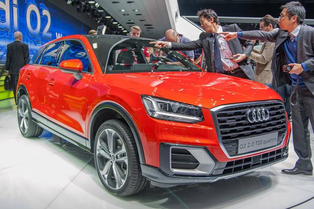 Audi Q2: una nuova sfida