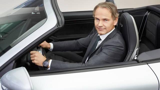 """Blume, numero uno Porsche: """"A breve le nuove Cayman e Panamera"""""""