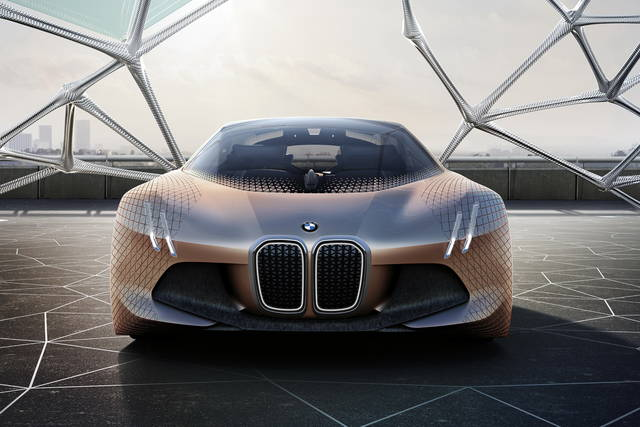 Il futuro della BMW? Auto elettriche e guida autonoma