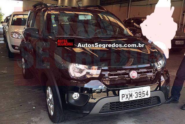 La Fiat Mobi è vicina al debutto