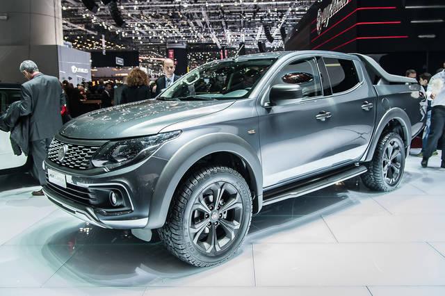 Fiat Fullback: il pick-up mostra i muscoli