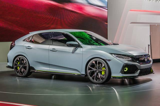 Honda Civic: nel 2017 sarà così
