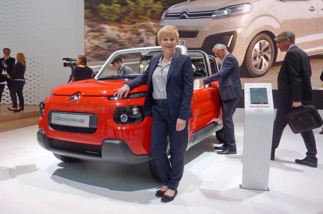 La Citroën punta su personalità e comfort