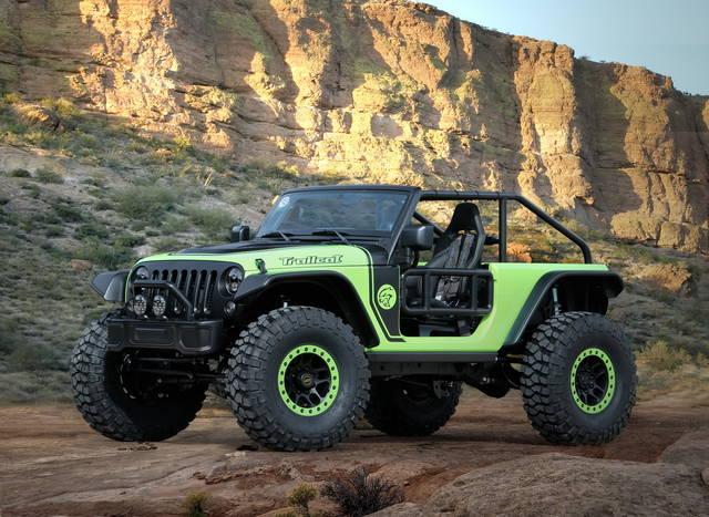 Le novità della Jeep per l'Easter Safari 2016