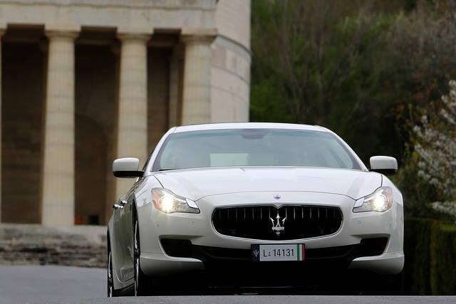 Maserati: richiamo negli Usa a causa del tappetino