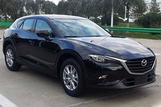 La Mazda CX-4 è pronta al debutto