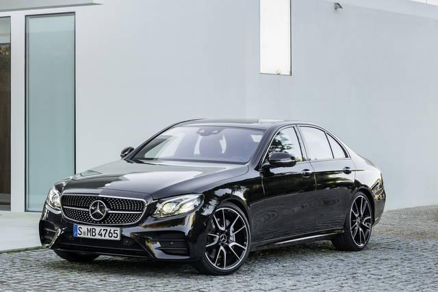 Mercedes-AMG E43: potente, ma discreta