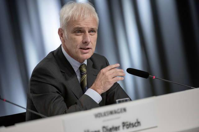 """Müller: """"pesante il conto del Dieselgate"""". E Allianz vuole fare causa alla Volkswagen"""