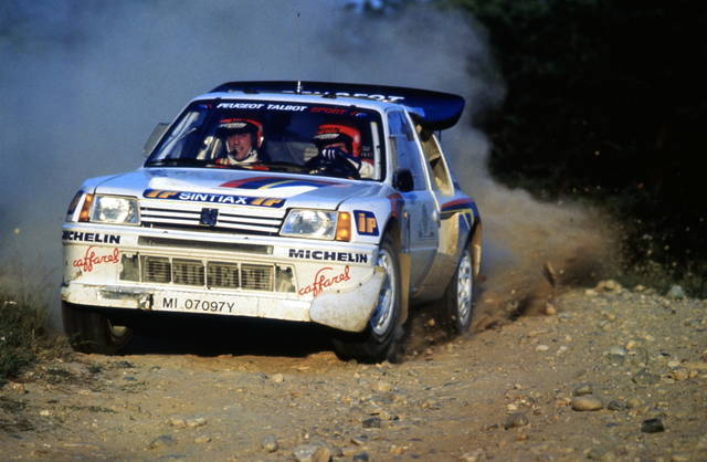 Peugeot: trent'anni di 205 Turbo 16 nell'Italiano Rally
