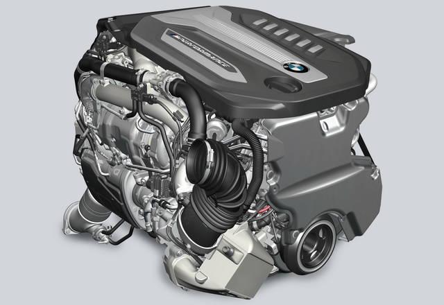 Sulla Bmw Serie 7 Il 3 0 Diesel Con 4 Turbo