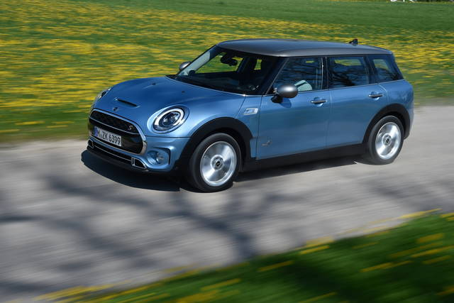 Mini Clubman: arriva la All4