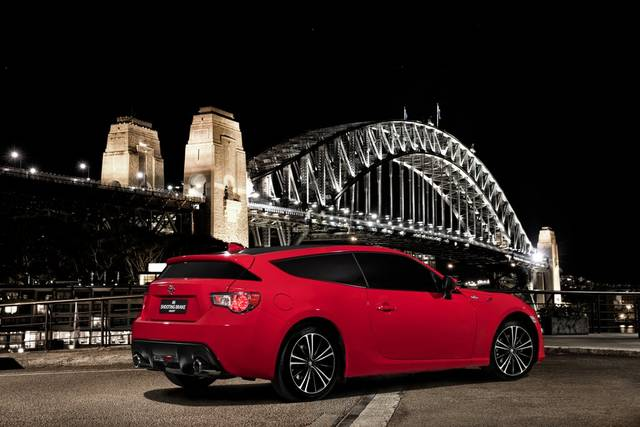 La Toyota GT86 diventa Shooting Brake