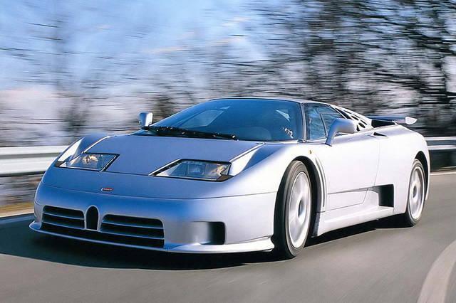 Romano Artioli: un disegno per far fallire la Bugatti