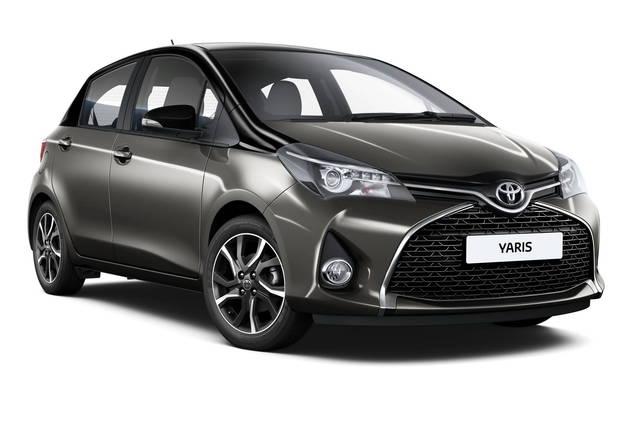 Toyota Yaris Arriva La Trend Platinum Edition