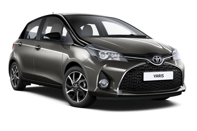 toyota yaris arriva la trend platinum edition. Black Bedroom Furniture Sets. Home Design Ideas